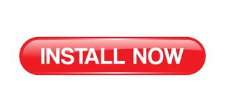 install now button similar web