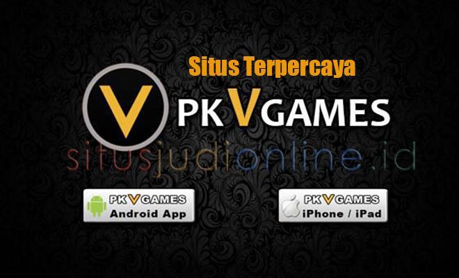 Situs Resmi PKV Games Online Terpercaya