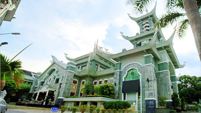 Nhà thờ Ba Chuông thành phố Hồ Chí Minh