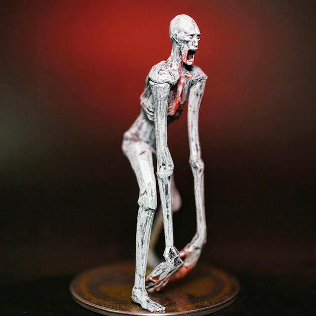 20cm Anime Siren Head Toy Action Figures Original Horror Model Doll Sculpture Ebay