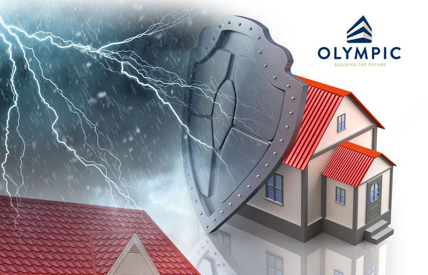 Tôn Olympic - lựa chọn hoàn hảo bảo vệ cho ngôi nhà của bạn