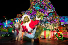 Image result for universal studios hollywood grinchmas