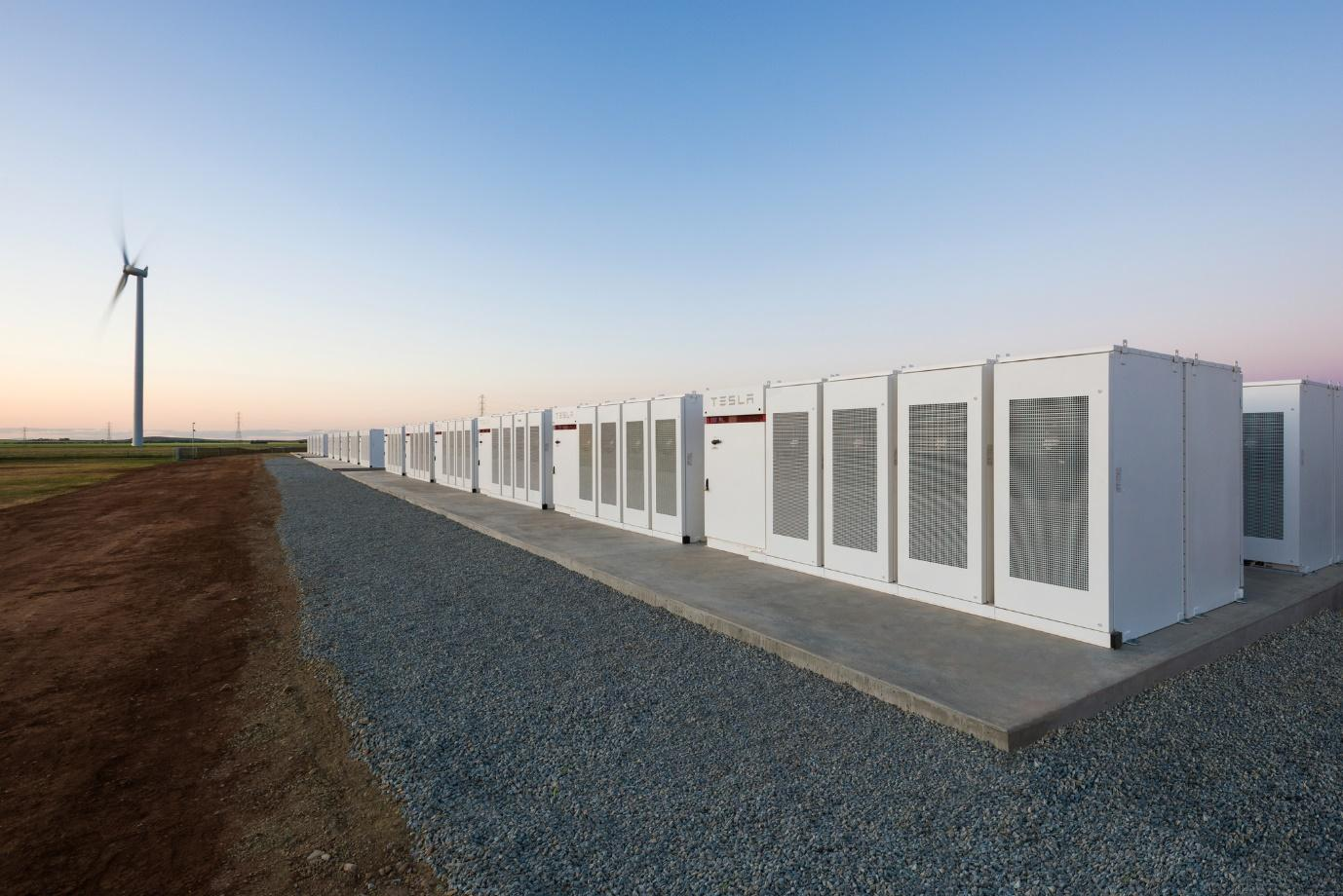 Image result for world's largest lithium-ion battery has officially been turned on in South Australia
