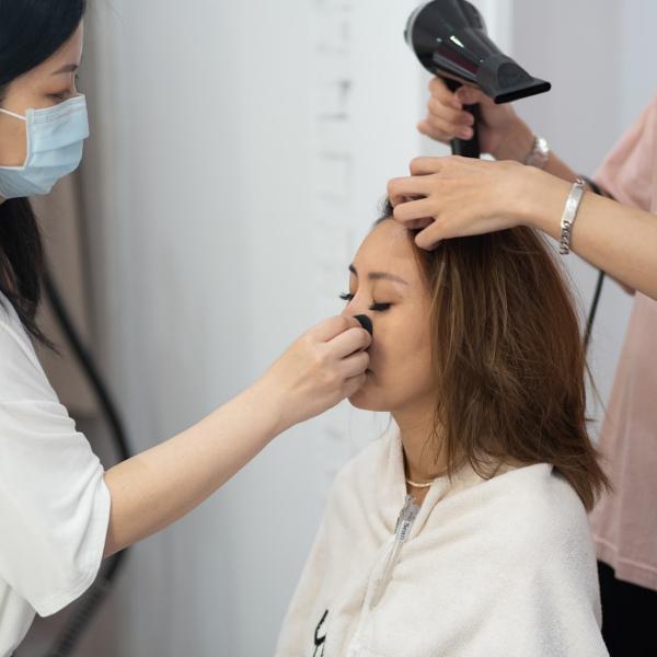 韓式證件照-台北-stylelab-風格自造所提供化妝