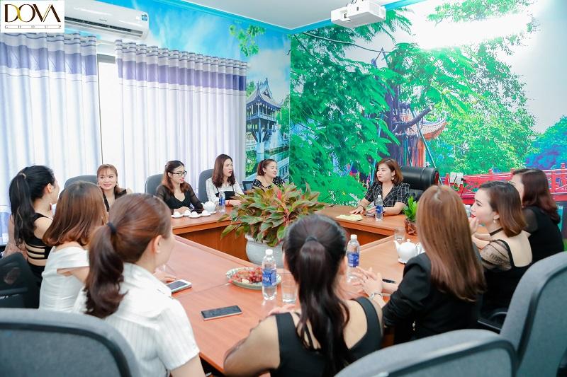 Tập Đoàn Dova khai trương trụ sở mới - Bước phát triển ấn tượng tại Hà Nội - Ảnh 12