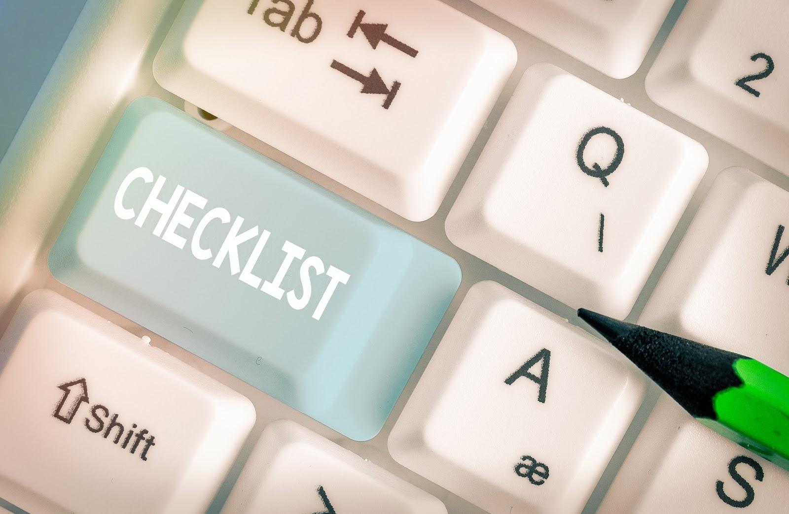 islamic Annual Financial Planning Checklist