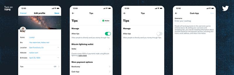 Twitter Brings Tips to Everyone