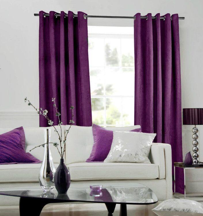 Rèm vải giúp không gian trong căn hộ trở nên sang trọng hơn