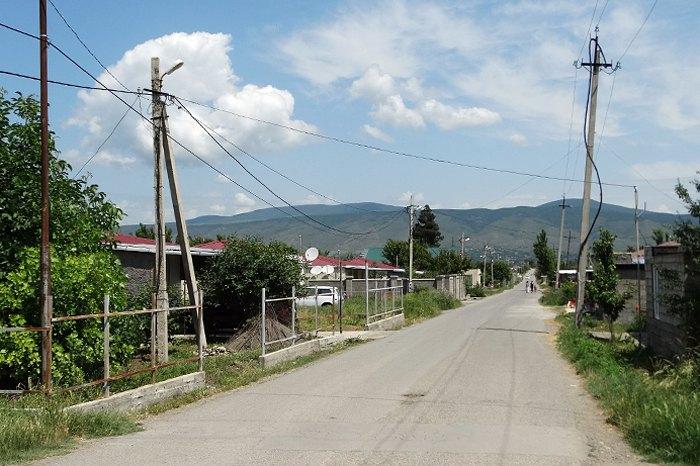 Збудоване для переселенців селище Церовані неподалік Тбілісі