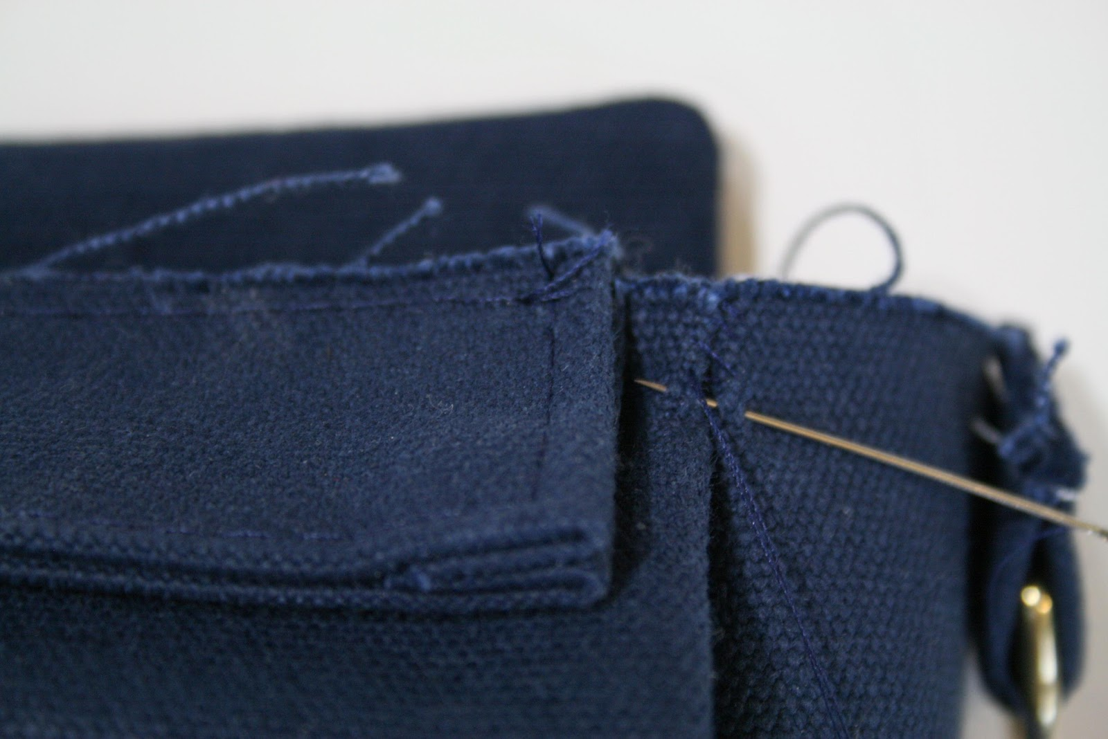 Mystery Sew Along Part 5: Lining, Top Stitching & Zippers
