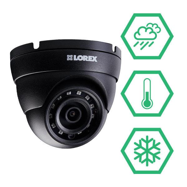 LNE4422 weatherproof & vandal resistant security cameras