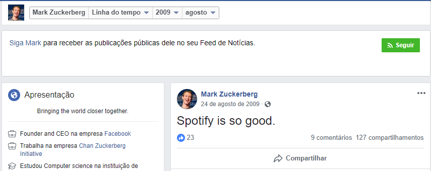 marketing viral do spotify