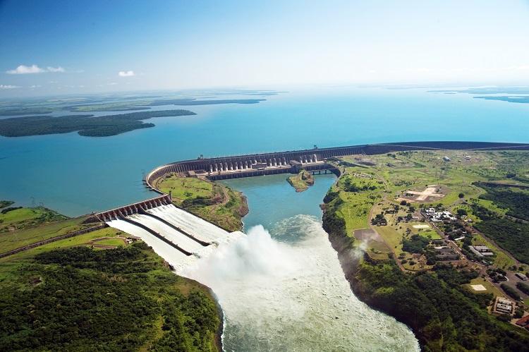 Itaipu Binacional - Roteiros Foz do Iguaçu