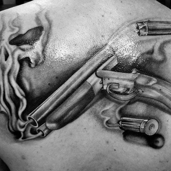 50 ลายสักกระสุนปืน เท่ห์ๆ หล่อจัด โหดจัด2