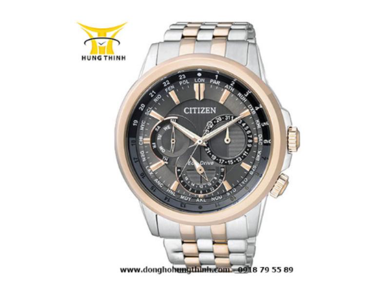 Chiếc đồng hồ Citizen 6 kim Eco- Drive đang được giảm giá lên tới 20% chỉ còn 11.040.000 vnd tại Hưng Thịnh (Chi tiết sản phẩm tại đây)