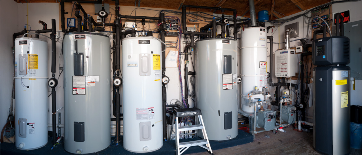 why gas water heaters suck - a comparison - energy smart home