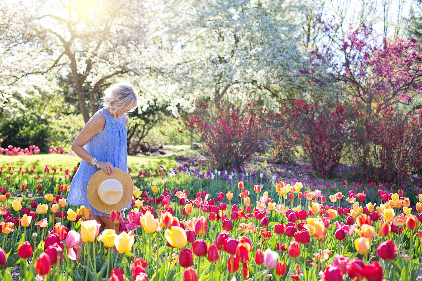 Enjoying The Paradise You've Cultivated In Your Garden