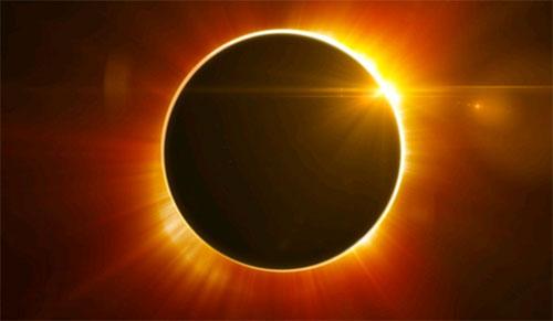 सूर्य ग्रहण आणि चंद्र ग्रहण