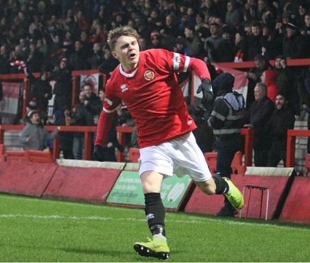 FC United of Manchester - News Story - Ask Me I'll tell you : Fin Sinclair- Smith