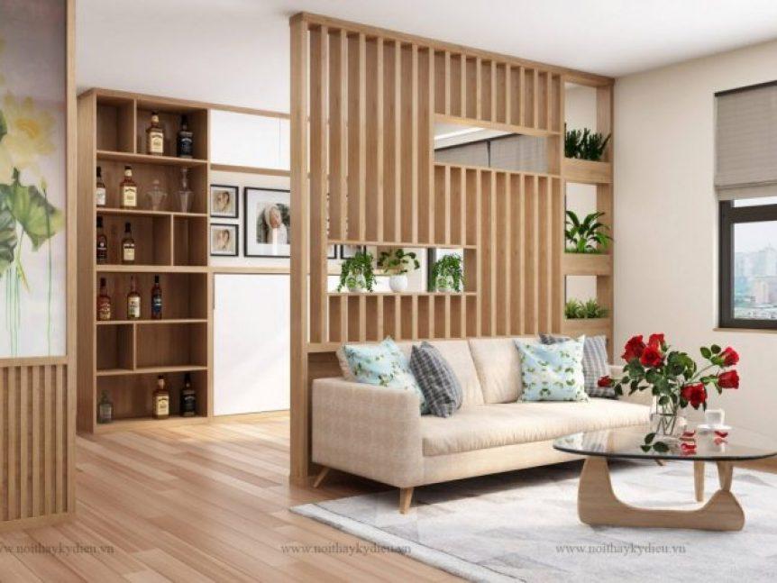 Khắc phục không gian chật hẹp với nội thất thông minh