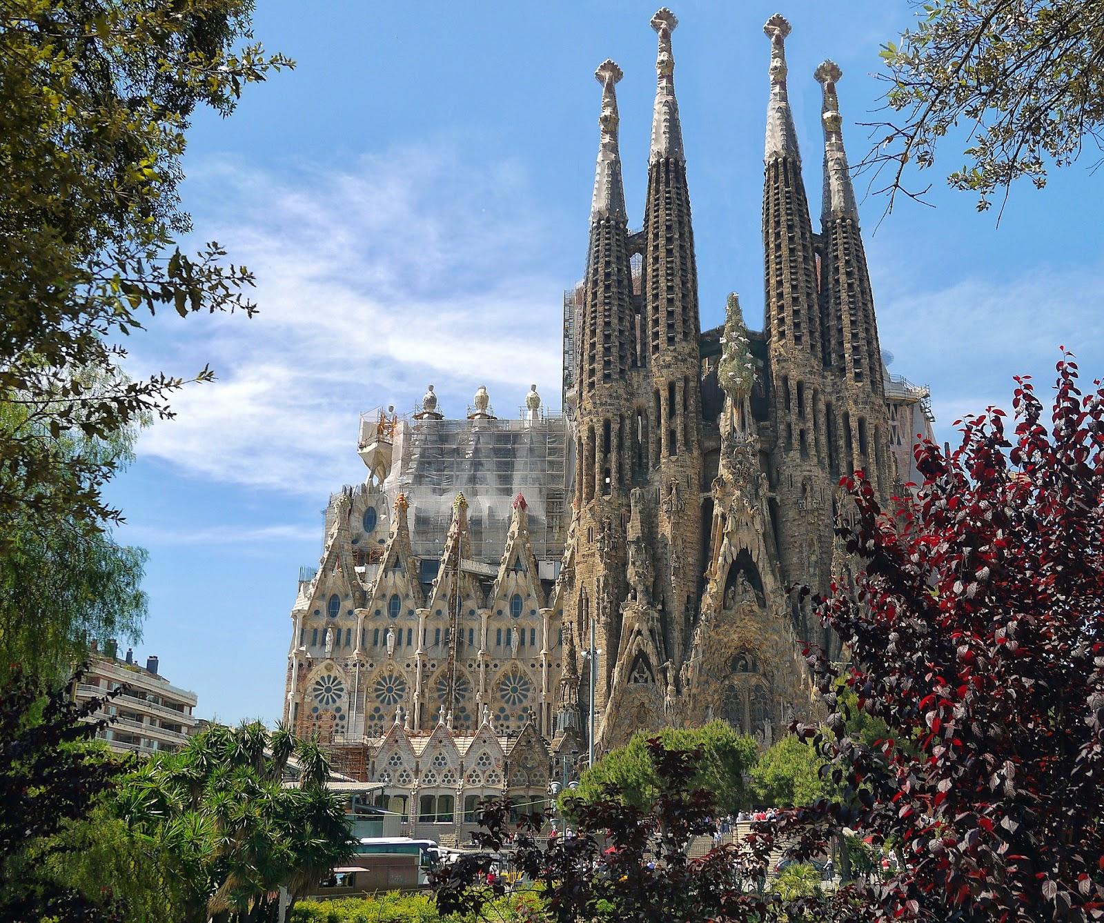 Ver Sagrada Familia Barcelona