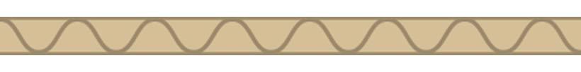 Гофрокартон профиль C