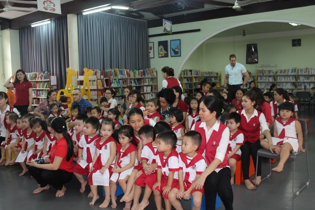 trường mẫu giáo quốc tế quận 1
