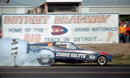 Flashback Friday: Sunday! Sunday! Sunday! At <b>Detroit Dragway</b>!