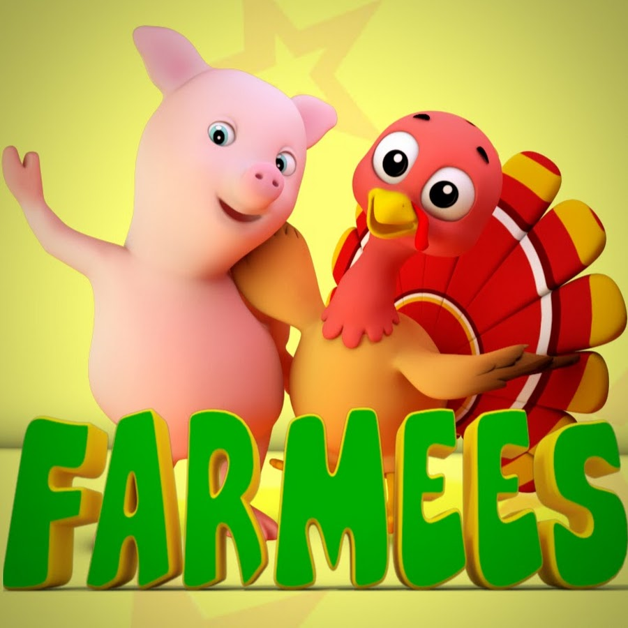 Farmees - Nursery Rhymes And Kids Songs
