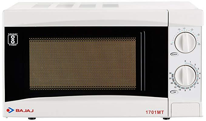 Bajaj-17 L Solo Microwave Oven (1701 MT )