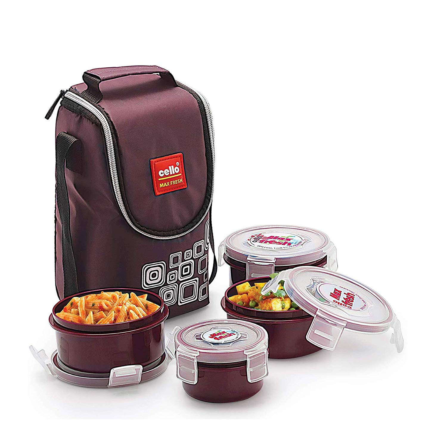 Cello Max Fresh Click Best Lunch Box In India