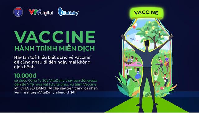 Bộ Y tế phối hợp phát động chương trình Vacicne - Hành trình miễn dịch - Ảnh 3.
