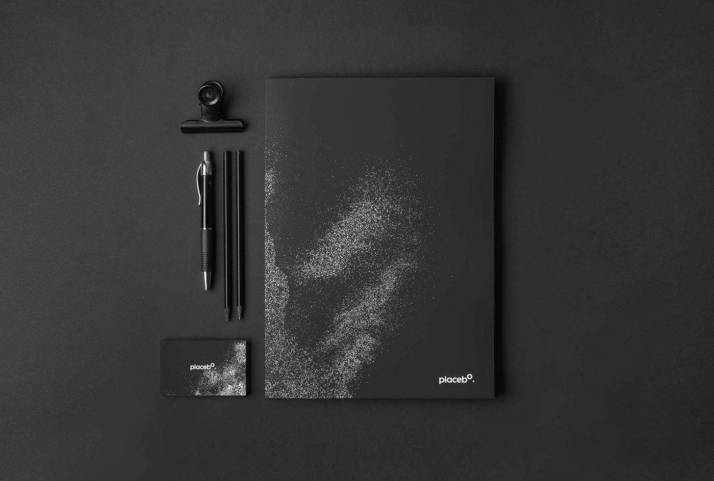 Marca Placebo: tarjetas + Carpeta