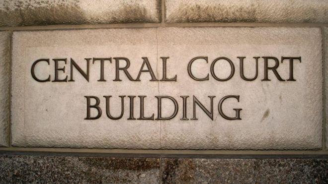 Уголовный суд в Бруклине