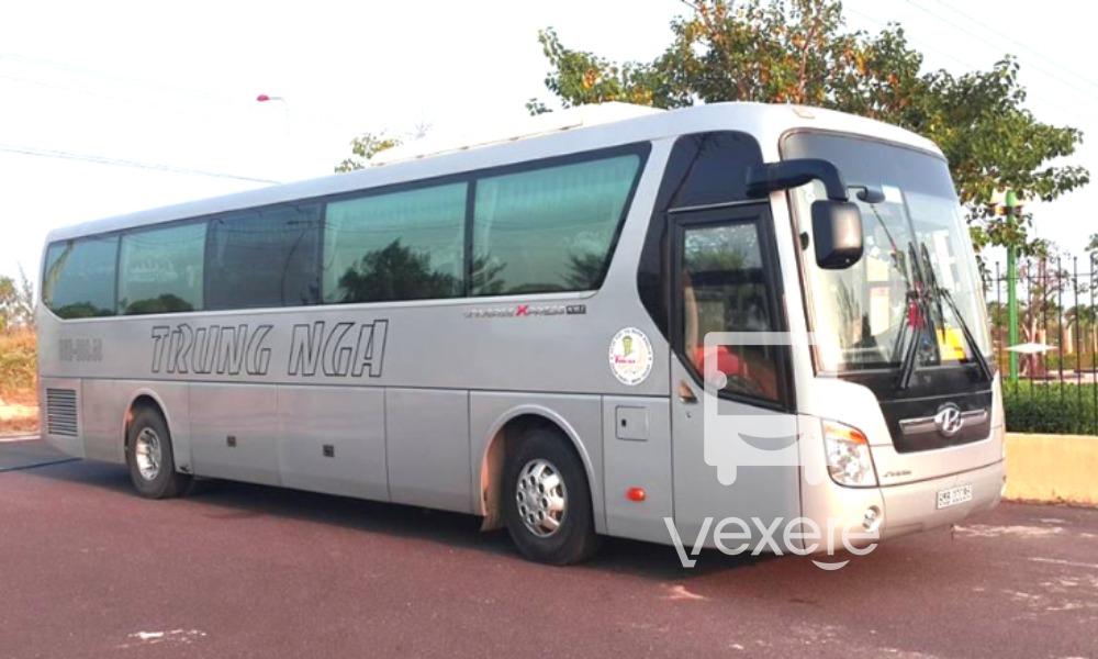 Xe Trung Nga từ Sài Gòn đi Phan Thiết