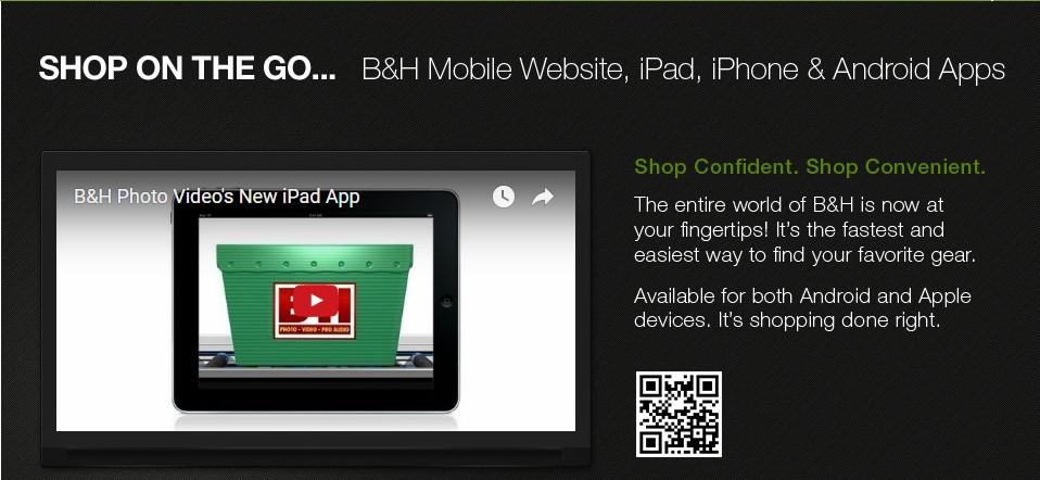 B&H App