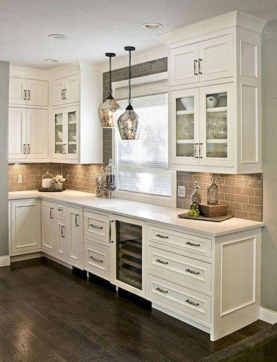trending kitchen cabinets 13