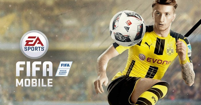 تحميل لعبة فيفا موبيل سكور FIFA Mobile Soccer 2017 للاندرويد مجانا