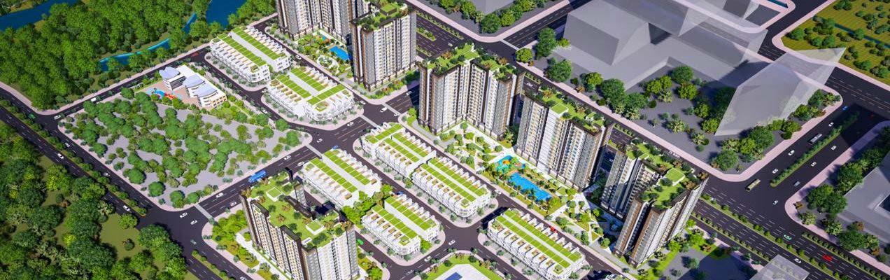 City Gate 5 mang đến một môi trường chuẩn xanh