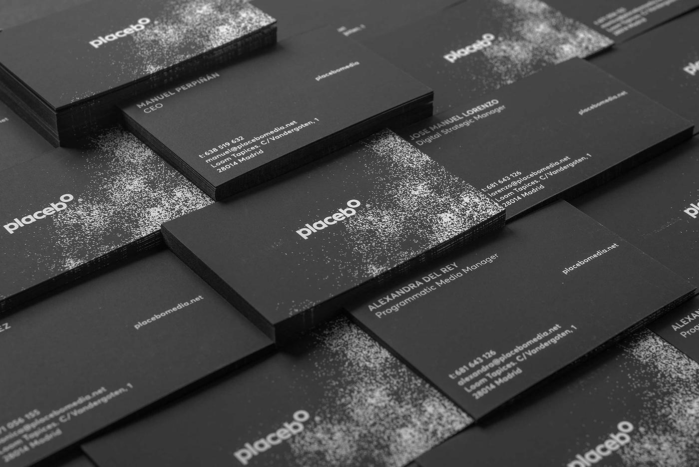 Marca Placebo: tarjetas