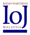 The Institute of Journalists Malaysia is the professional body of journaists.