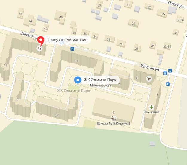 ЖК «Ольгино парк» готов принять новых жильцов 15