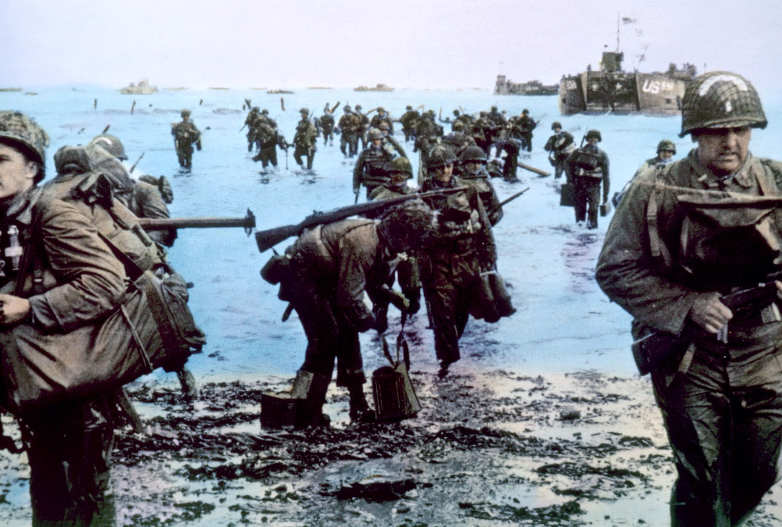 Schlacht um die Normandie