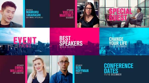 Image result for event promotion speakers