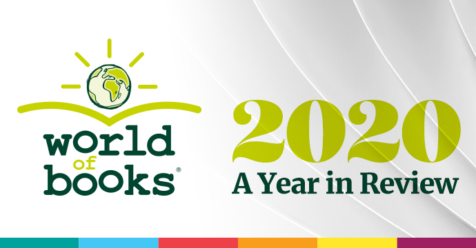 2020 world of books year in review