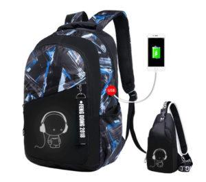 Školní batoh z AliExpress
