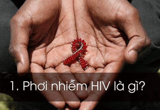 Phơi nhiễm HIV là bệnh gì? Cần phải làm gì khi bị phơi nhiễm HIV  - Ảnh 1