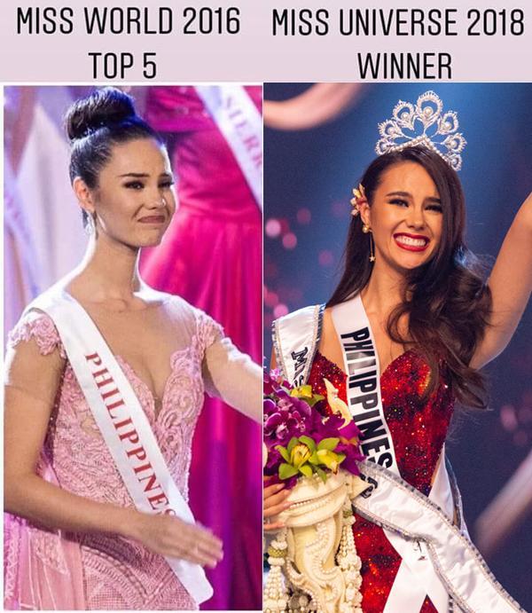 Tân Hoa hậu Hoàn vũ từng khóc khi thua cuộc tại Miss World - Ngôi sao