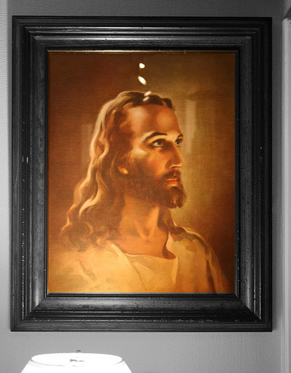 jesus artwork