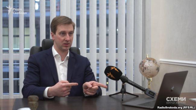 Колишній співробітник СБУ із десятирічним стажем Іван Ступак